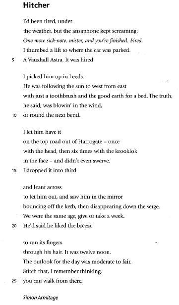 poems for 11y1 u2019s mock poetry assessment on 16 november