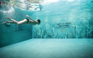 Swimming pool - Don't let this be our future