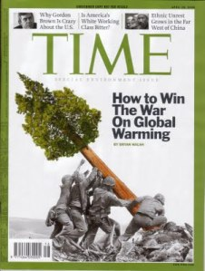 Time Cover - How to Win The War On Global Warming
