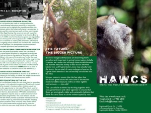Animal Charity Leaflet