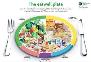 eatwell plate